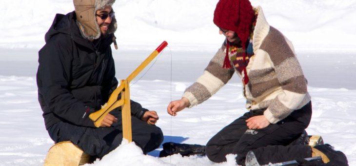 Fermeture de la pêche hivernale à la ouananiche au GLSF